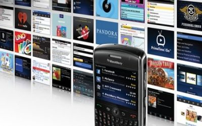 Shift in Blackberry marketing strategy with the Bold 9900?