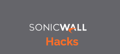 10 SonicWall hacks guaranteed to save time and money