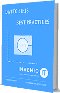 Datto Siris Best Practices Guide