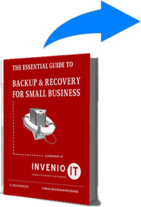 backup and recovery for small business