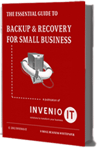 The Essential Guide to Backup & Recovery For Small Business