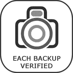 Datto SIRIS verifies each backup