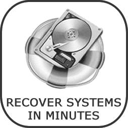 Recover Systems in Minutes