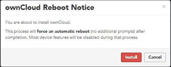 reboot notice