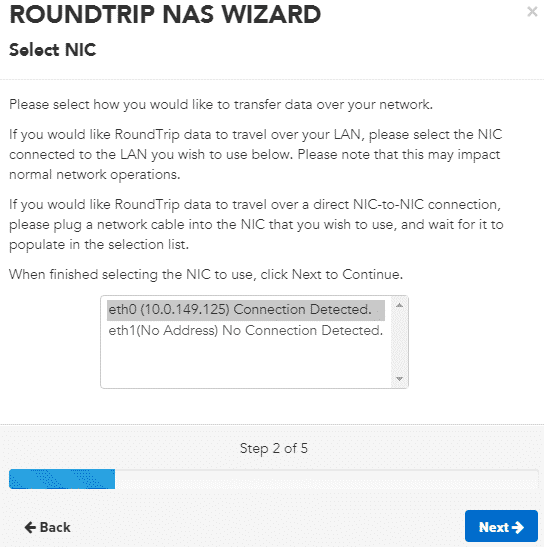 RT NAS3