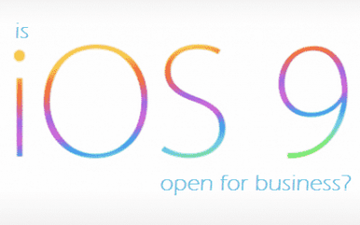 Sad truth: Apple iOS 9 and business continuity don't go together