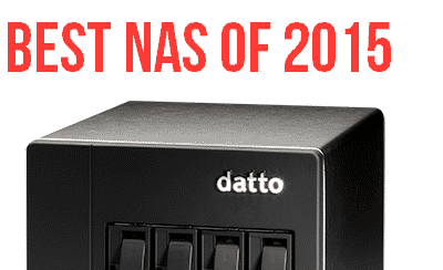 Announcing 2015's best NAS device
