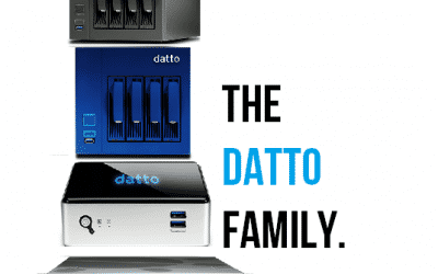 Introducing the Incredible Datto Portfolio of Products