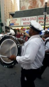 datto con marching band
