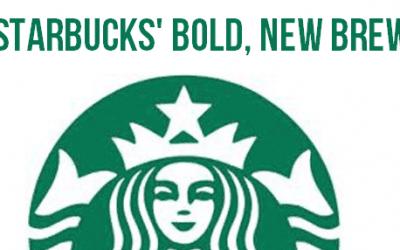 Starbucks' Bold, New Brew is Women in Technology