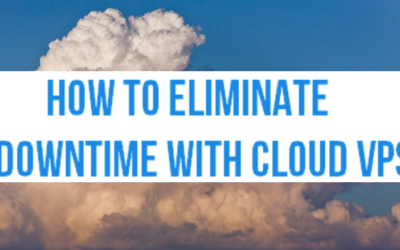 Eliminate downtime like a pro with cloud VPS