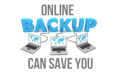 The truth about backup data vs an online server backup