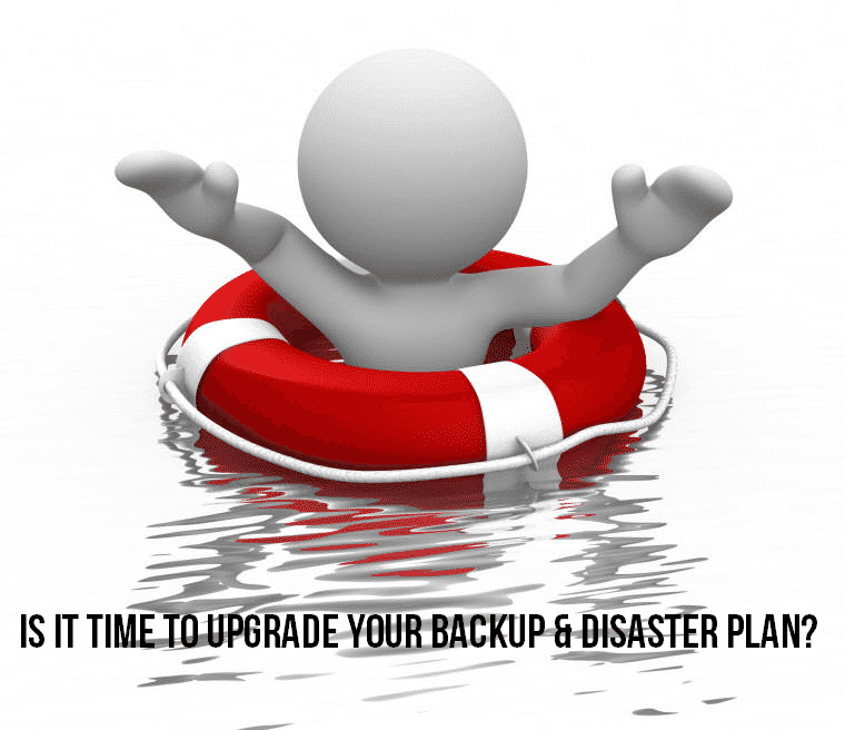 upgrade to disaster recovery