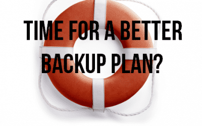 A new backup system can save your business
