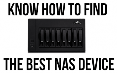What makes the best NAS drive?