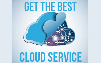 4 tips for choosing the best cloud service