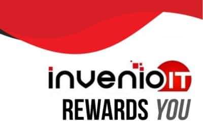 Invenio IT Rewards YOU is a program that pays you cash