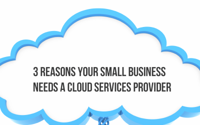 3 Excellent Reasons to Use Cloud Services Providers