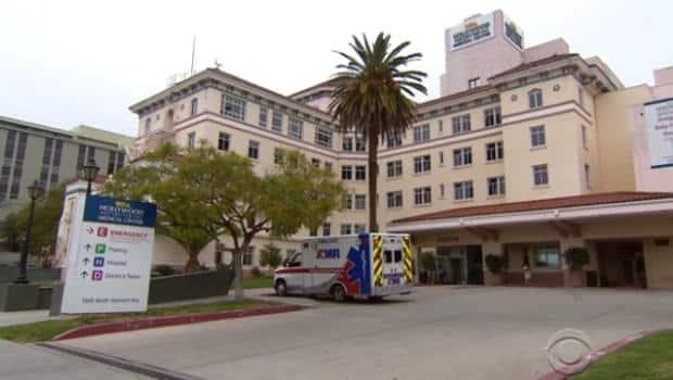 hospital held hostage