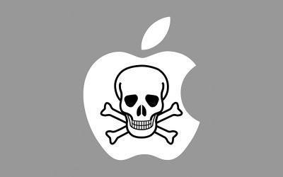 Malware and iOS? No one is ever safe from disaster.