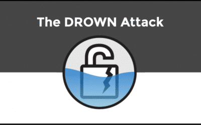 A new vulnerability dubbed DROWN, has been discovered