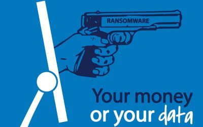 Ransomware can kill your business. Protect it today.