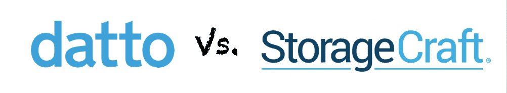 datto vs storagecraft