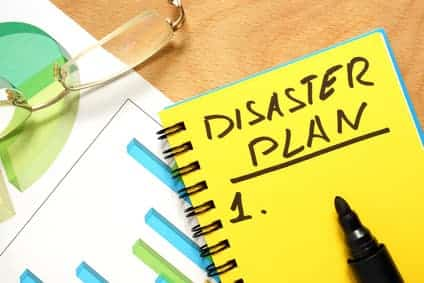 disaster recovery plan for smbs