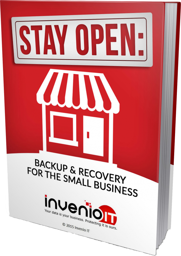 backup and recovery for small business ebook