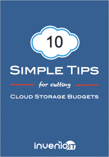 10 tips for cutting cloud storage budgets