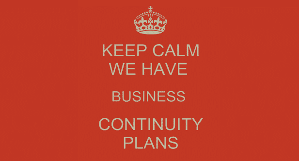 business continuity benefits