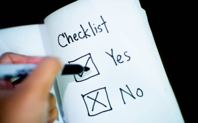The 9-Point Checklist for Disaster Recovery Plans