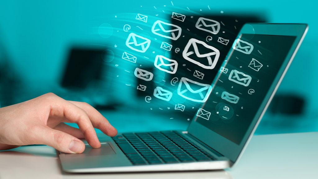 email disaster recovery