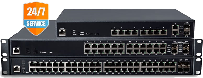 Datto Networking Switches