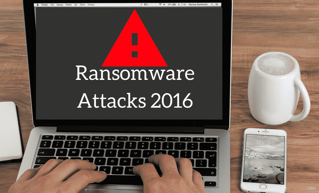 ransomware attacks 2016