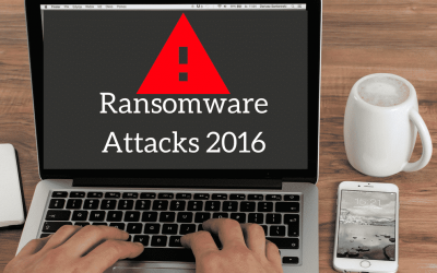 They are Real. They are Frightening: Ransomware Attacks 2016
