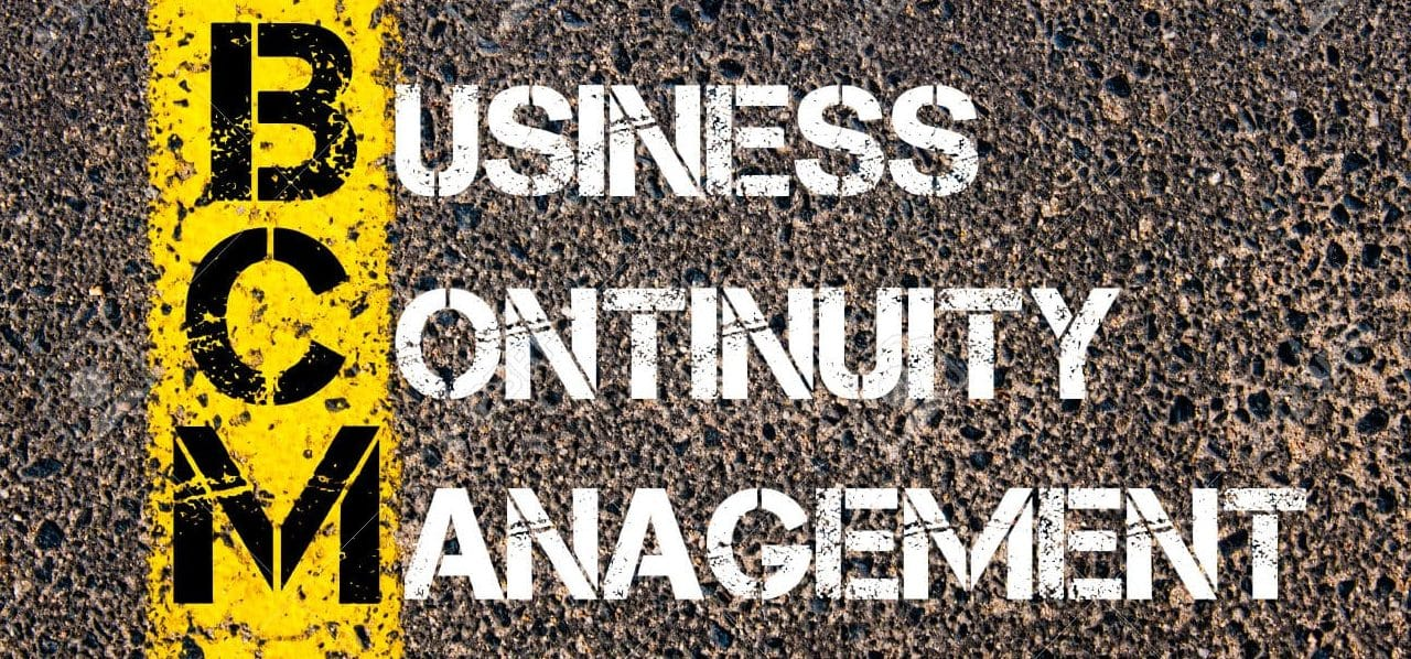 9 crucial parts of bcm business continuity management