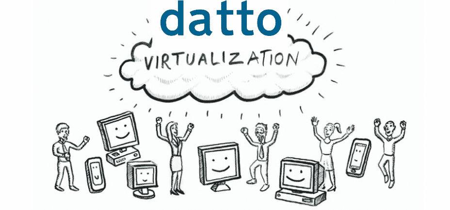 datto hybrid virtualization