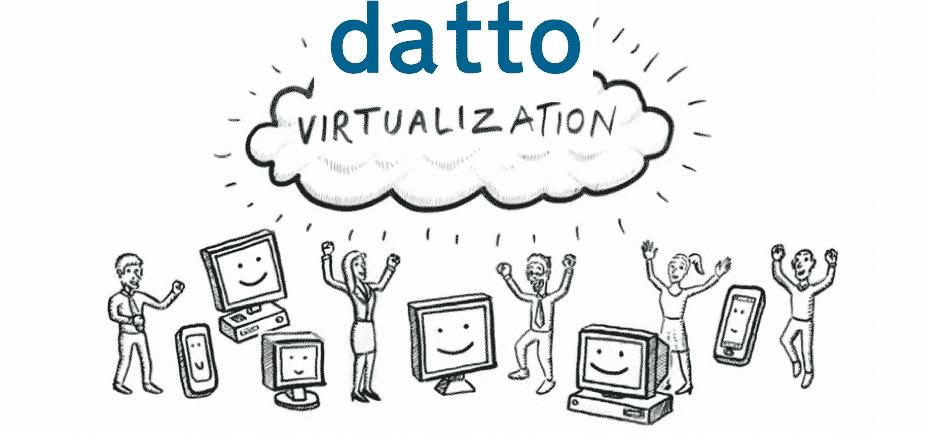 datto hybrid virtualization