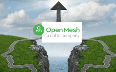 Datto Open Mesh: You Ain't Seen Nothing Yet