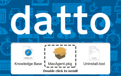 Why the Datto Mac Agent is Superior for Mac Backups
