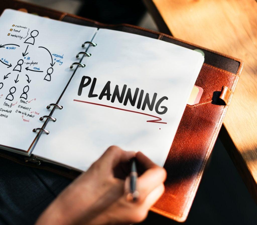 develop a business continuity plan
