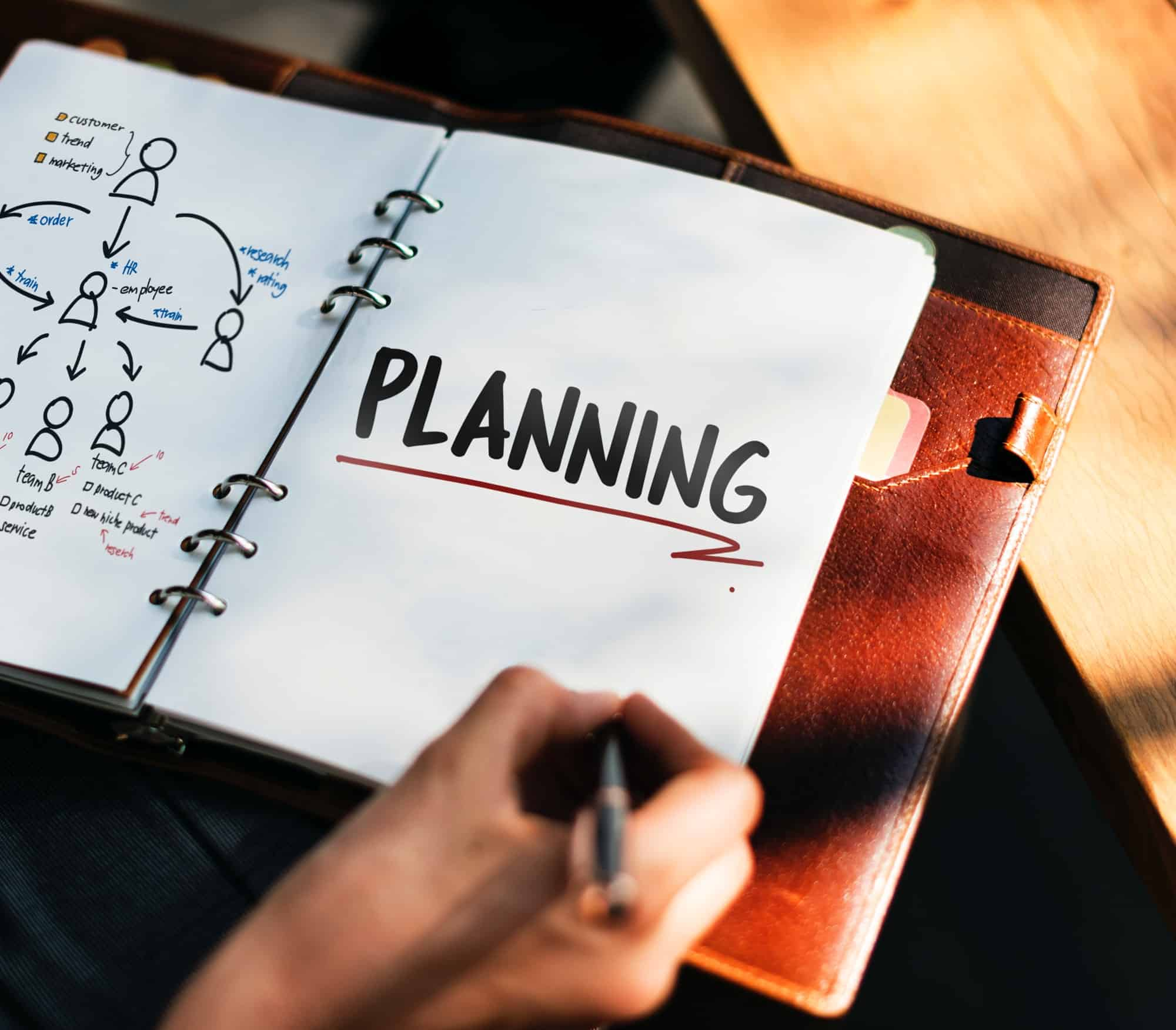 develop a business continuity plan