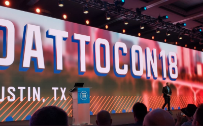 My Thoughts on DattoCon18 and Why I'm Stoked.