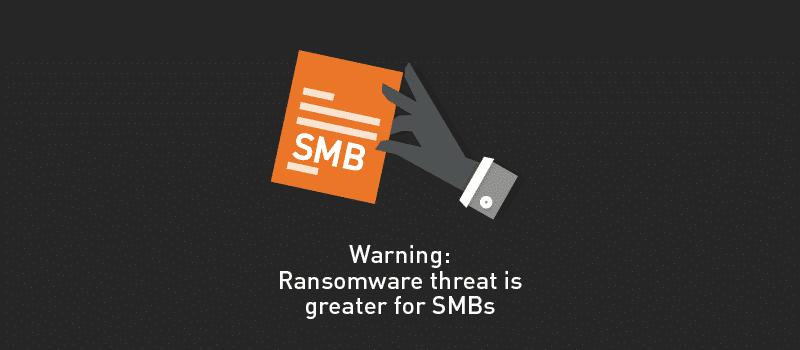SMB ransomware