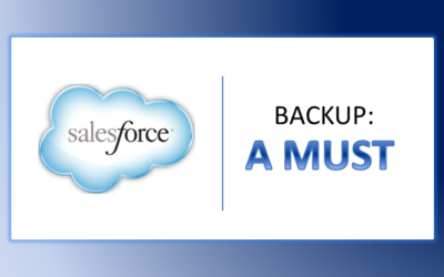 The Dangers of Not Using a Salesforce Backup