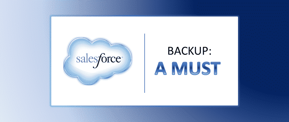 salesforce backup