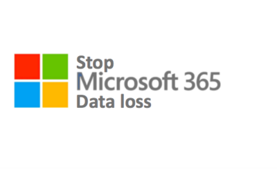Stop Losing Data in O365. Back it Up with Backupify for Microsoft 365