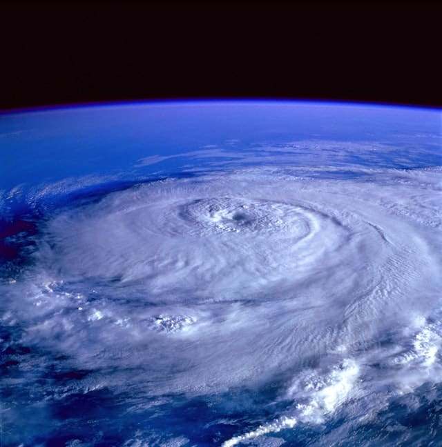 hurricane disaster recovery plan