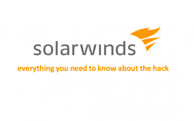 SolarWinds Hack: Everything You Need to Know